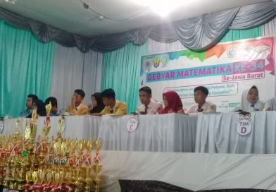 Semifinal Gebyar Matematika Ke-34 Se-Jawa Barat