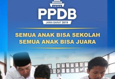 PPDB Tahun Ajaran 2019/2020 Telah Di Buka Mulai Hari Ini Tgl 17 – 22 Juni 2019.