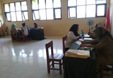 Suasana Tes Minat & Bakat Serta Uji Kompetensi Hari Pertama