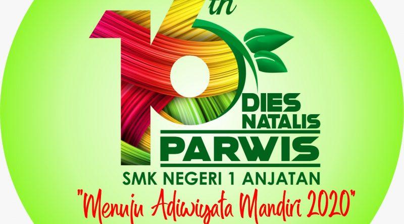 "Pembukaan DIESNATALIS ke 16 SMK Negeri 1 Anjatan ""Menuju Adiwiyata Mandiri 2020"""