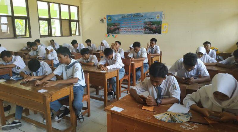 Penilaian Semester Ganjil 2019/2020 Berbasis Android