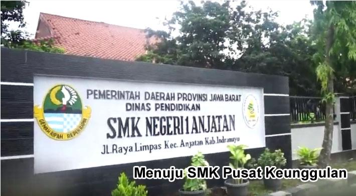 SMK Negeri 1 Anjatan menuju SMK PUSAT KEUNGGULAN